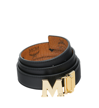 "MCM M Reversible Belt 1.2"" in Visetos Alternate View 2"