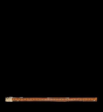 "MCM M Reversible Belt 1.2"" in Visetos MYB9SVC09CO001 AlternateView3"