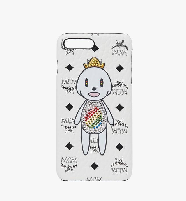 〈MCM x エディ・カン〉ラブレス iPhone 6S/7/8 ケース