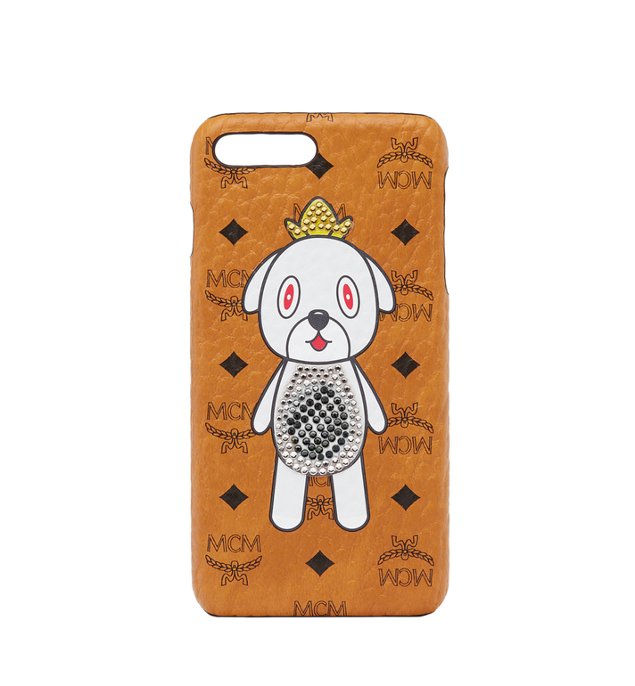 MCM MCM x Eddie Kang Gray iPhone 6S/7/8 Plus Case MYE8SOC04CO001 AlternateView
