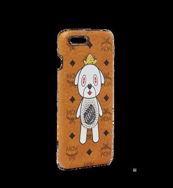 MCM MCM x Eddie Kang Gray iPhone 6S/7/8 Plus Case MYE8SOC04CO001 AlternateView2