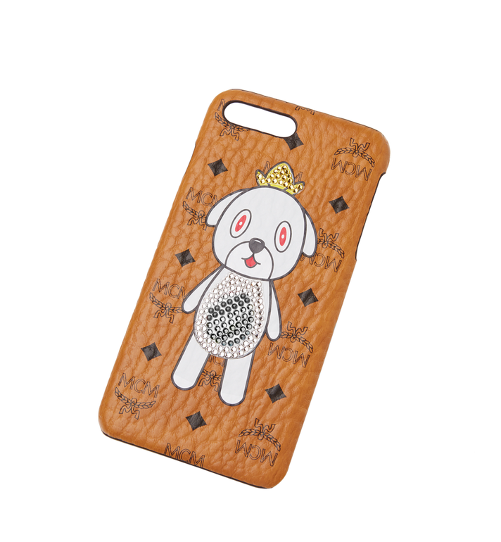MCM MCM x Eddie Kang Gray iPhone 6S/7/8 Plus Case MYE8SOC04CO001 AlternateView4
