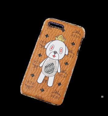 MCM MCM x Eddie Kang Gray iPhone 6S/7/8 Plus Case MYE8SOC04CO001 AlternateView4