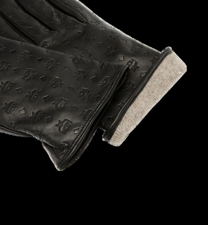 630578f0b56c Mens Monogrammed Leather Gloves - Image Of Gloves