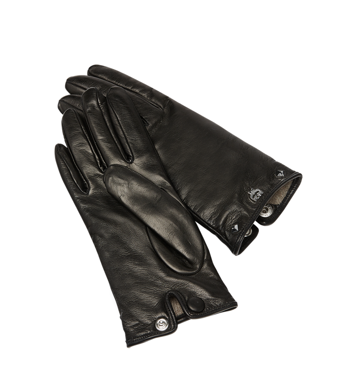 MCM Women's Studded Leather Gloves Alternate View 3