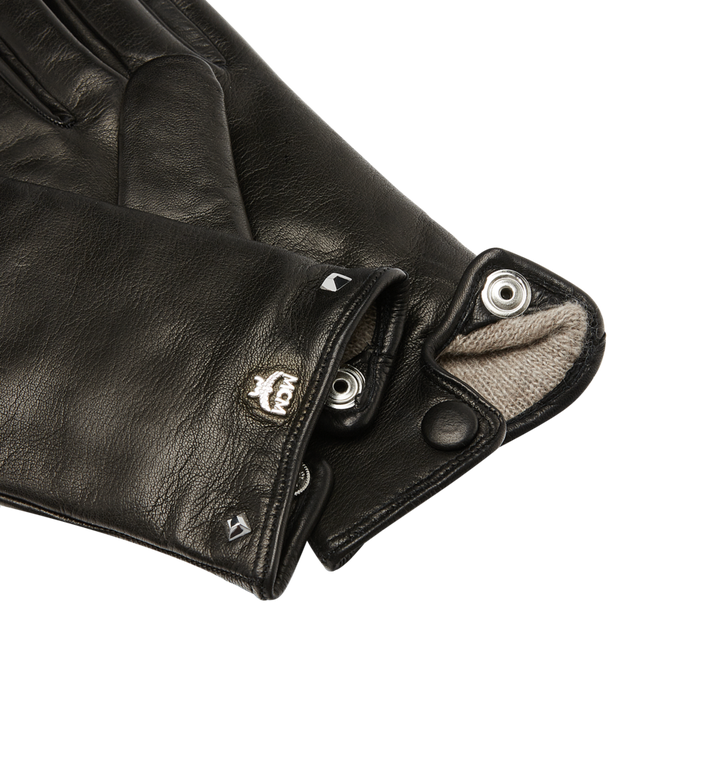 MCM Women's Studded Leather Gloves Alternate View 4