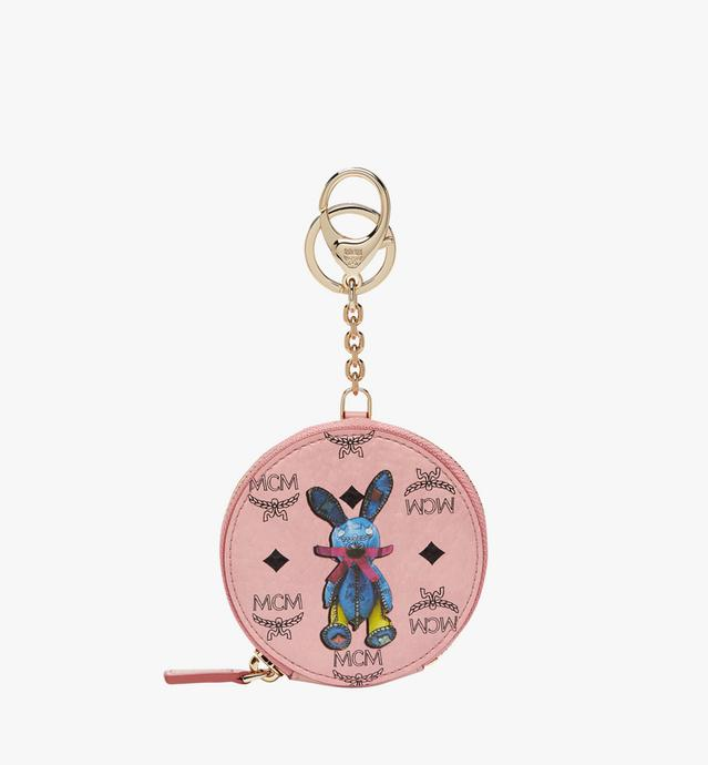 Rabbit Coin Charm in Visetos