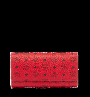 MCM Color Visetos Two Fold Wallet MYL6AVC82RU001 AlternateView