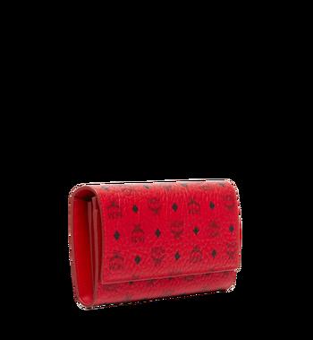 MCM Color Visetos Two Fold Wallet MYL6AVC82RU001 AlternateView2