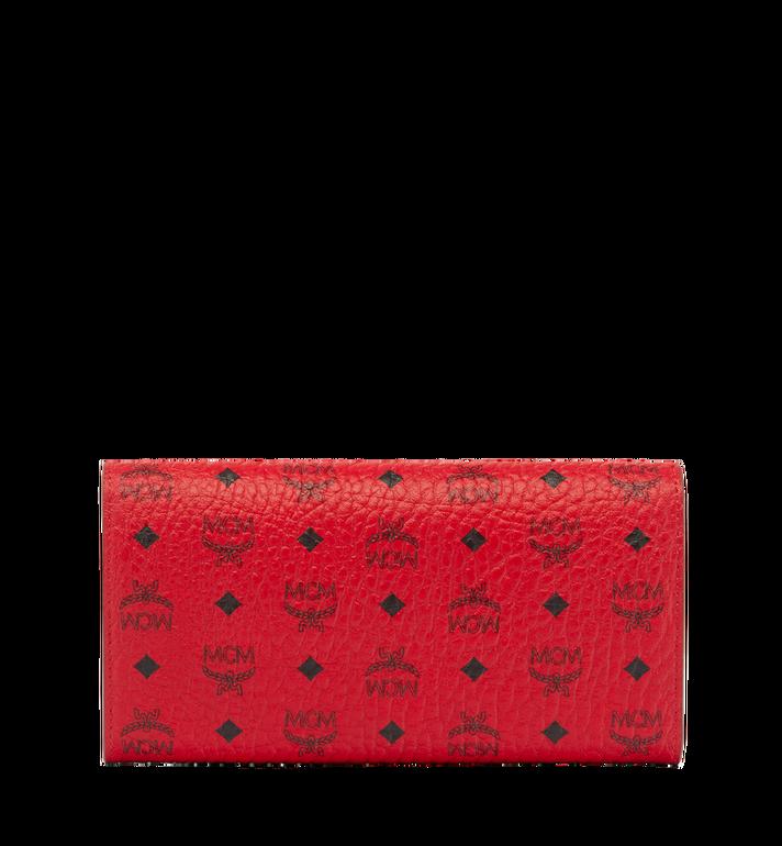 MCM Color Visetos Two Fold Wallet MYL6AVC82RU001 AlternateView3