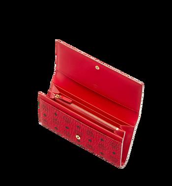MCM Color Visetos Two Fold Wallet MYL6AVC82RU001 AlternateView4