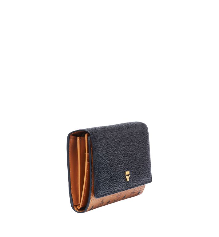 MCM Corina Visetos Three Fold Wallet Alternate View 2