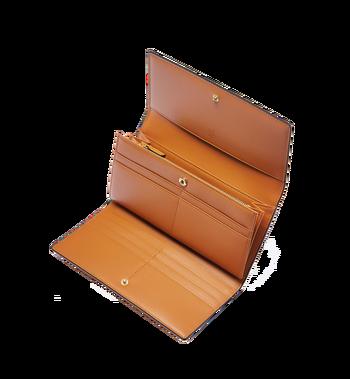 MCM Corina Visetos Three Fold Wallet MYL6SCN14BK001 AlternateView4