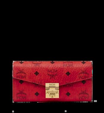 MCM Patricia Crossbody Wallet in Visetos MYL7APA11RU001 AlternateView