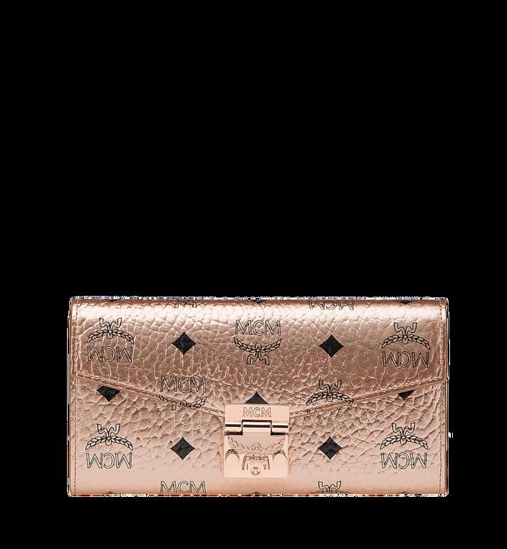 MCM Patricia Crossbody Wallet in Visetos MYL8APA11TC001 AlternateView