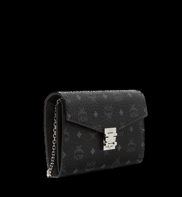 MCM Patricia Continental Crossbody Wallet in Visetos Alternate View 2
