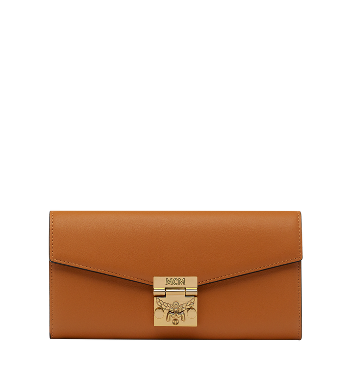 MCM Patricia Crossbody Wallet in Nappa Leather Alternate View