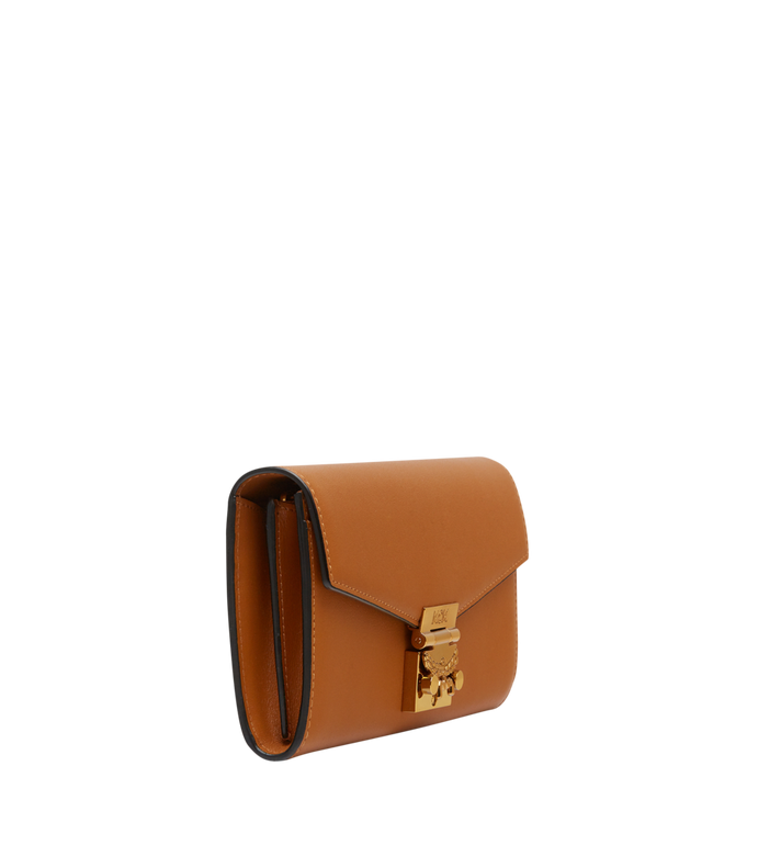 MCM Patricia Crossbody Wallet in Nappa Leather Alternate View 2