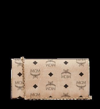 MCM Patricia Crossbody Wallet in Visetos MYL8SPA11IG001 AlternateView3