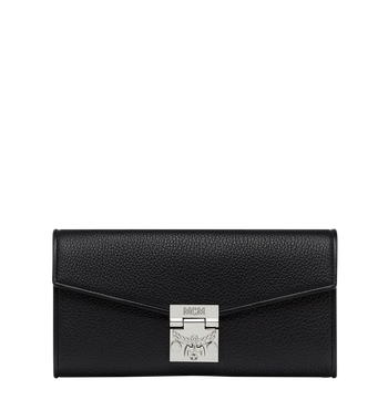 MCM Patricia Crossbody in Grained Leather Alternate View