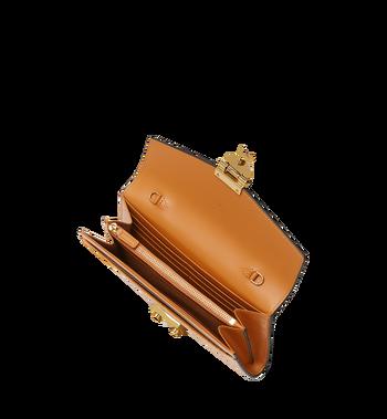 MCM Patricia Crossbody Wallet in Visetos Leather Block Alternate View 4