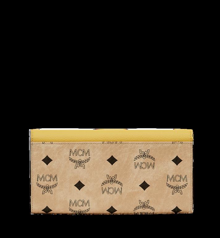 MCM ヴィセトス レザーブロック 二つ折りウォレット Alternate View 3