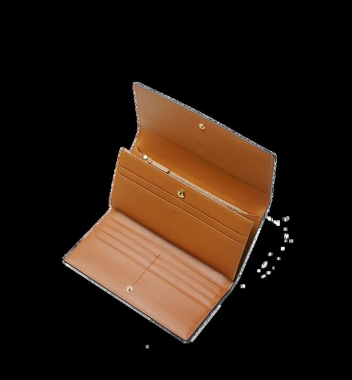 MCM Three Fold Wallet in Visetos Original MYL8SVI48CO001 AlternateView4
