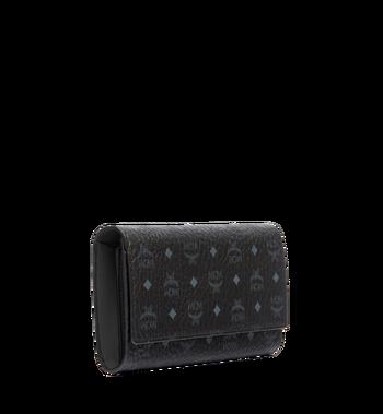 MCM Two Fold Wallet in Visetos Original Alternate View 2