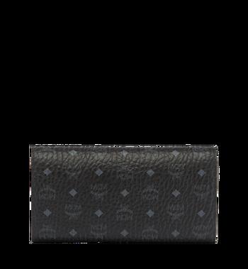 MCM Two Fold Wallet in Visetos Original Alternate View 3