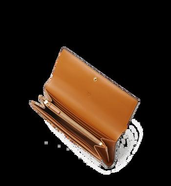 MCM Two Fold Wallet in Visetos Original Alternate View 4