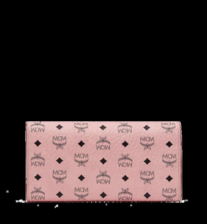 MCM Two Fold Wallet in Visetos Original MYL8SVI99PZ001 AlternateView3