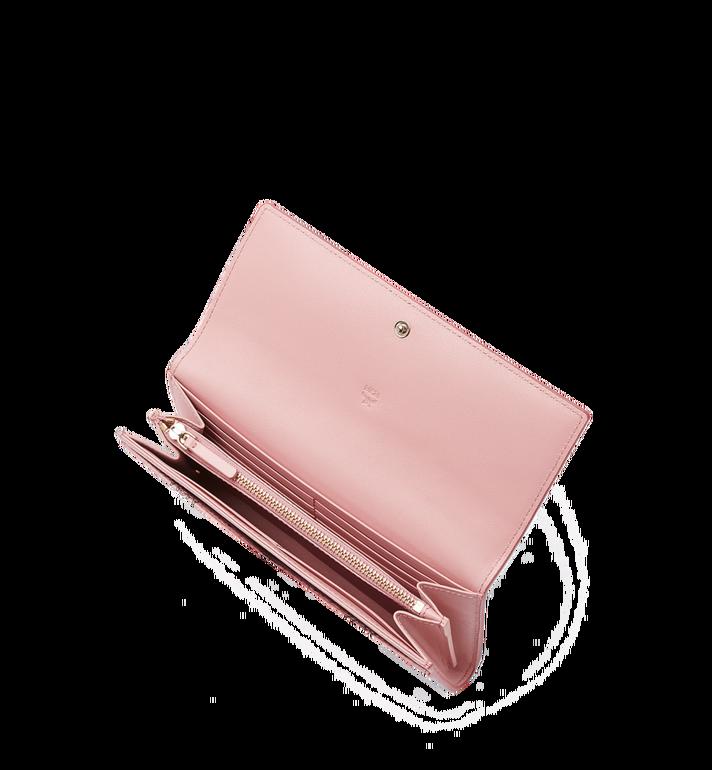 MCM Two Fold Wallet in Visetos Original MYL8SVI99PZ001 AlternateView4
