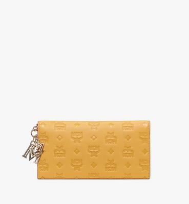 Klara Two-Fold Wallet in Monogram Leather