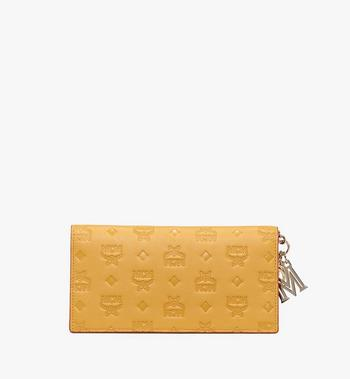 MCM Klara Two-Fold Wallet in Monogram Leather Alternate View 2