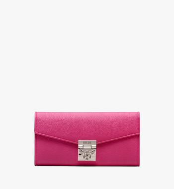 MCM Patrica Crossbody Wallet in Park Avenue Leather Alternate View