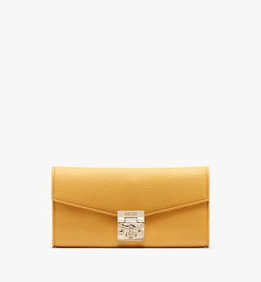 Patrica Crossbody Wallet in Park Avenue Leather