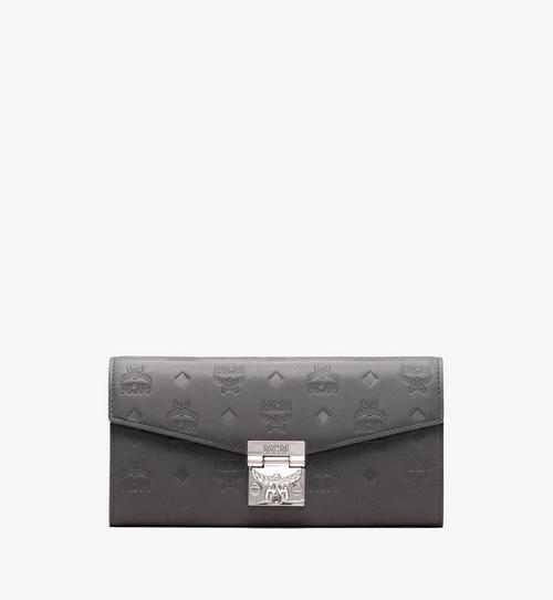 Patrica Crossbody Wallet in Monogram Leather