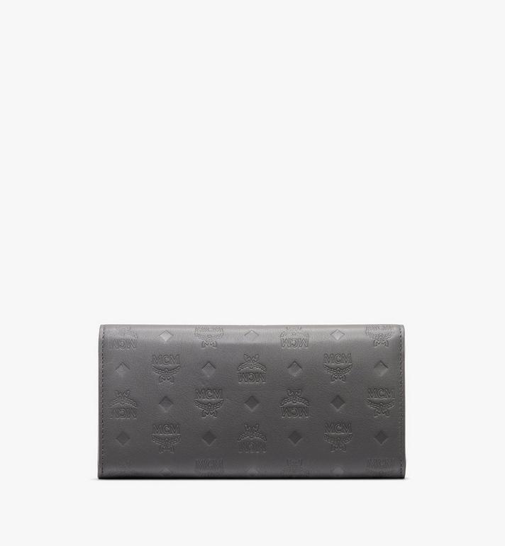 MCM Patrica Crossbody Wallet in Monogram Leather Alternate View 2
