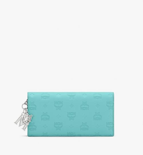 Klara Bifold Wallet in Monogram Leather