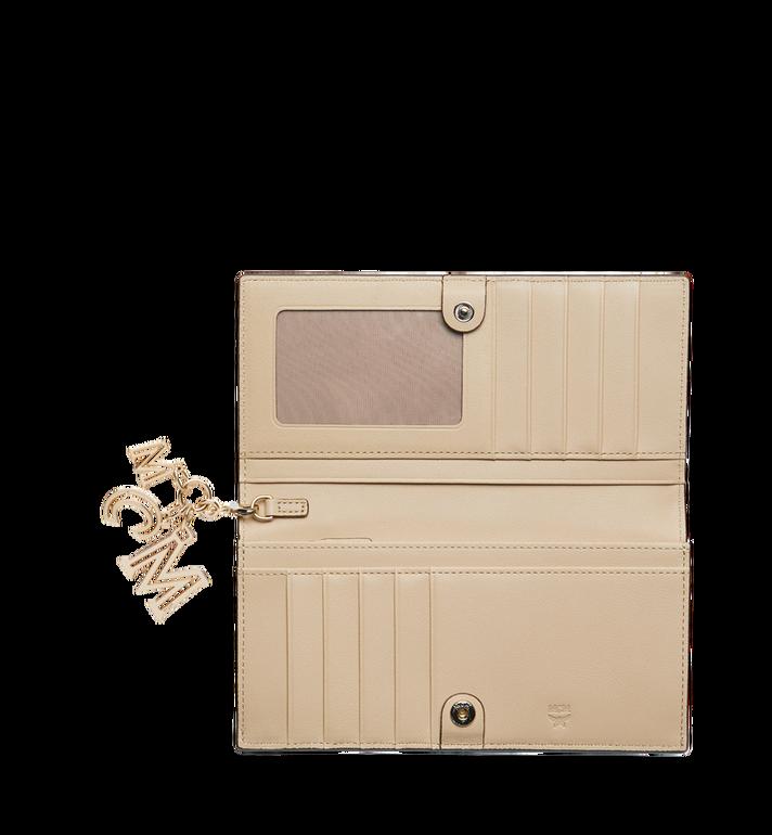 MCM Two Fold Wallet in Monogram Leather Charm MYL9SKM12IA001 AlternateView4