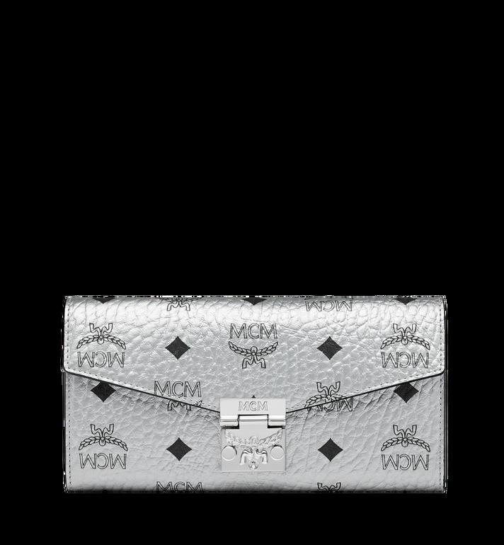 MCM Patricia Crossbody Wallet in Visetos MYL9SPA11SB001 AlternateView
