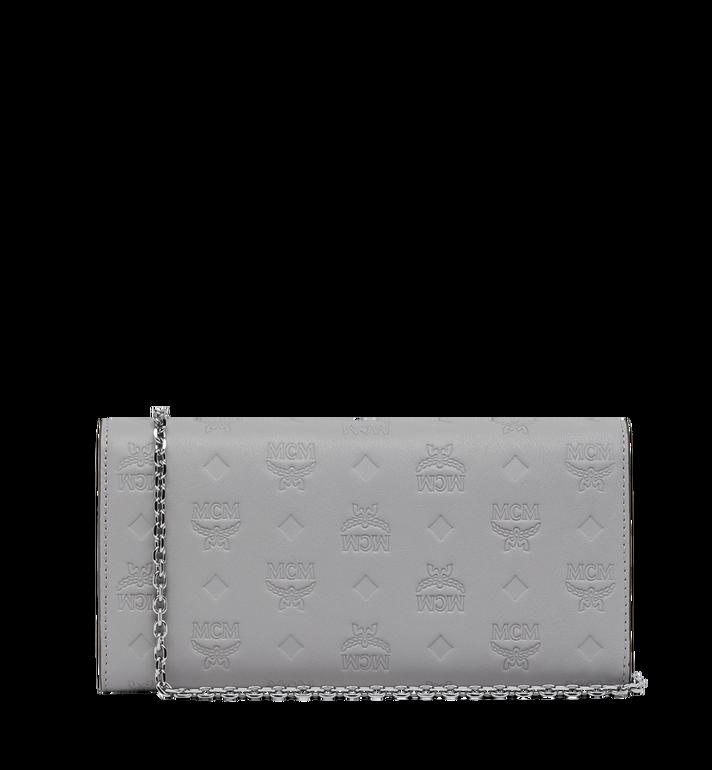 MCM Patricia Crossbody Wallet in Monogram Leather MYL9SPA55IV001 AlternateView3