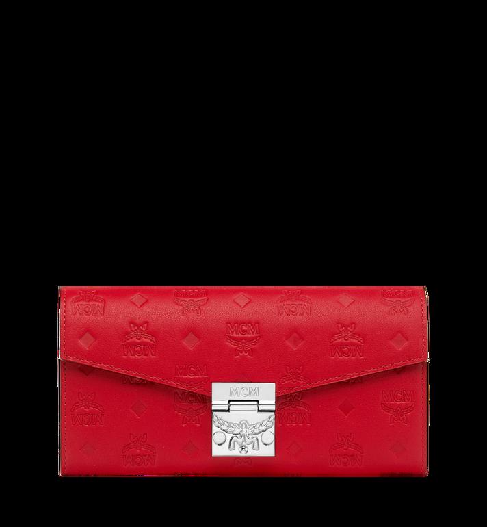 MCM Patricia Crossbody Wallet in Monogram Leather MYL9SPA55RJ001 AlternateView