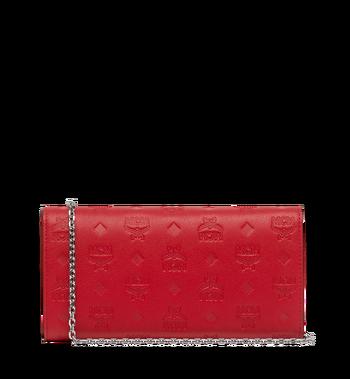 MCM Patricia Crossbody Wallet in Monogram Leather Alternate View 3