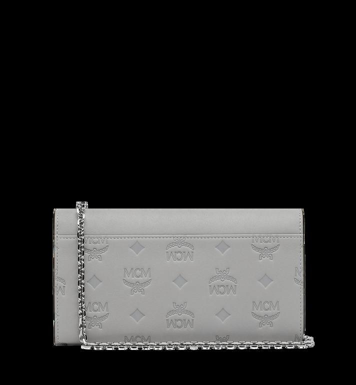 MCM Patricia Crossbody Wallet in Monogram Leather MYL9SPA57IV001 AlternateView3