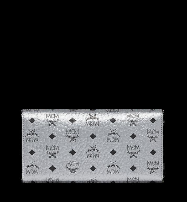 MCM Three Fold Wallet in Visetos Original MYL9SVI48SB001 AlternateView3