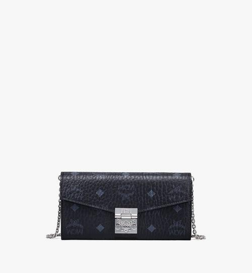 Patricia Crossbody Wallet in Visetos