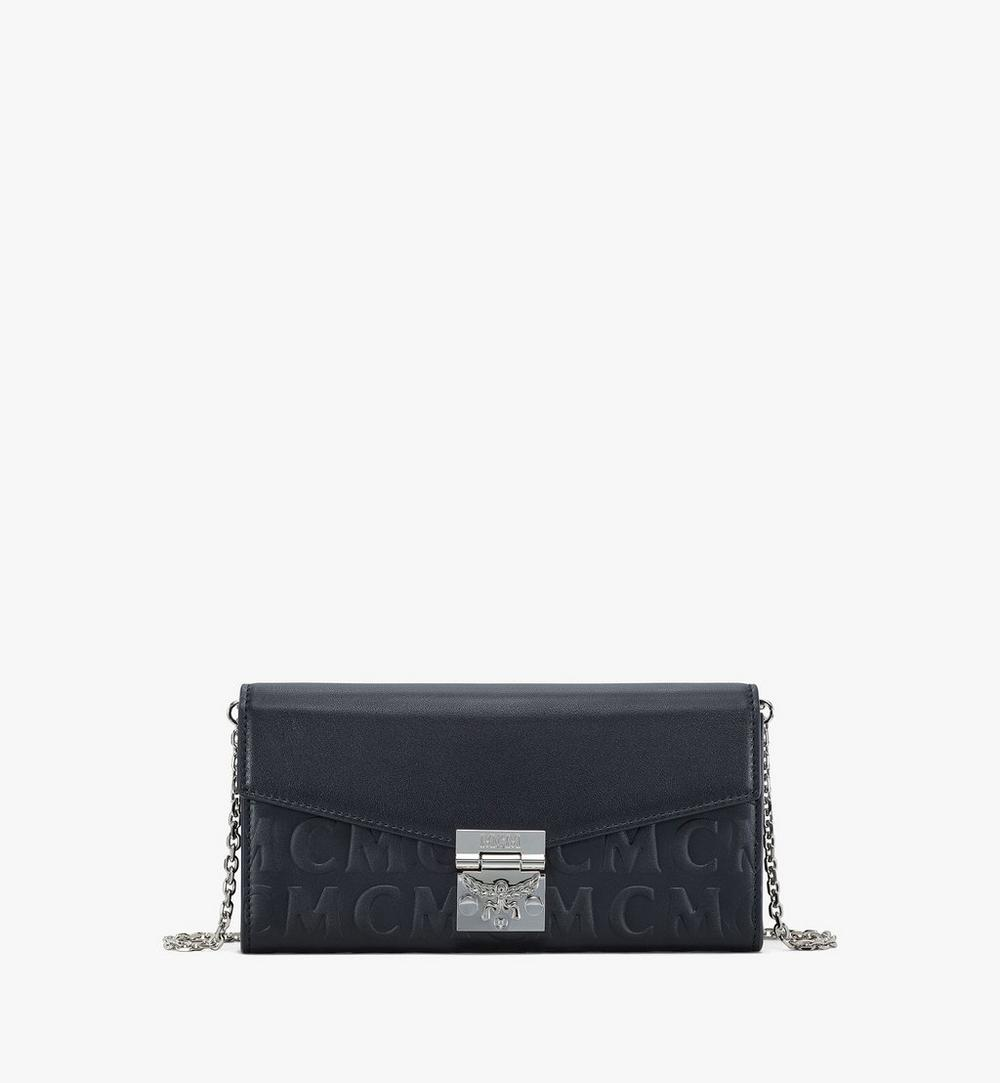 Patricia Crossbody Wallet in MCM Monogram Leather 1