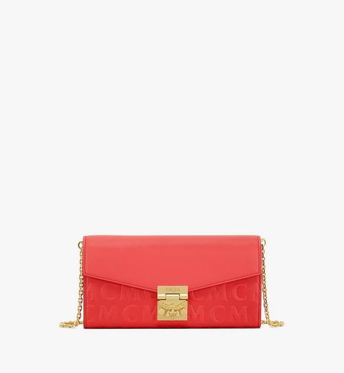 Patricia Crossbody Wallet in MCM Monogram Leather
