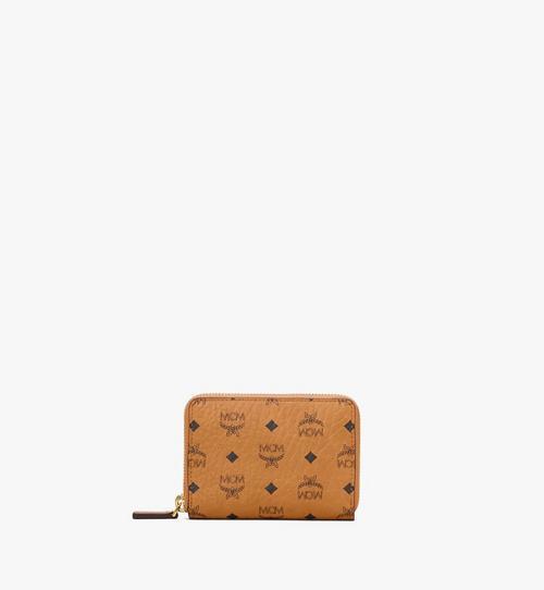 Zip Wallet in Visetos Original